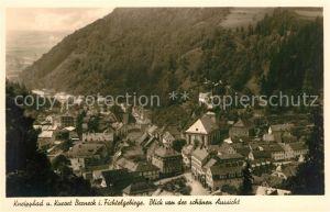 AK / Ansichtskarte Bad Berneck im Fichtelgebirge Kat. Bad Berneck Fichtelgebirge