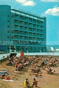 AK / Ansichtskarte Las Palmas Gran Canaria Playa de las Canteras Hotel Gran Canaria Kat. Las Palmas Gran Canaria