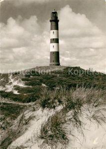 AK / Ansichtskarte Leuchtturm Lighthouse Amrum Nordsee  Kat. Gebaeude