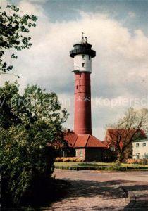 AK / Ansichtskarte Leuchtturm Lighthouse Wangerooge  Kat. Gebaeude