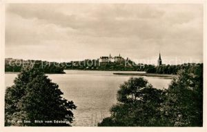AK / Ansichtskarte Ploen See Blick vom Edeberg Kat. Ploen