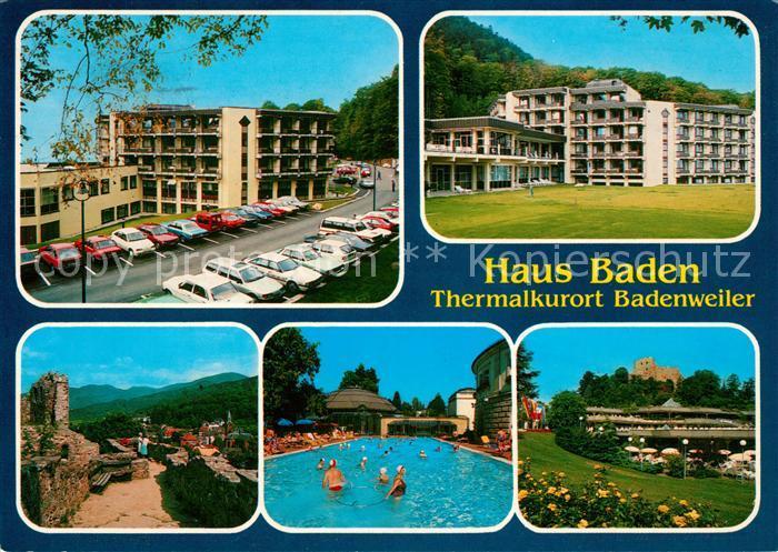 Badenweiler Haus Karolina x Nr wu oldthing