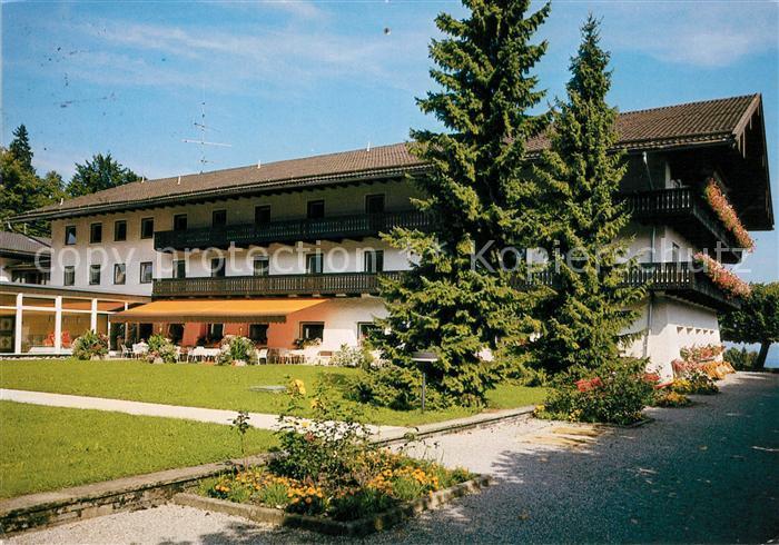 AK / Ansichtskarte Brannenburg Erholungsheim Brannenburg der DPG Kat. Brannenburg