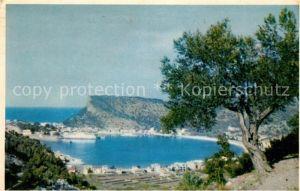 AK / Ansichtskarte Puerto de Soller Panorama Bucht Kueste Kat. Mallorca Islas Baleares