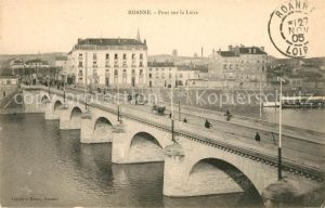AK / Ansichtskarte Roanne Loire Pont sur la Loire Kat. Roanne