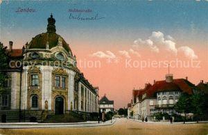 AK / Ansichtskarte Landau Pfalz Moltkestrasse Kat. Landau in der Pfalz