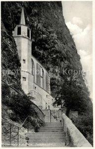 AK / Ansichtskarte Oberstein Nahe Felsenkirche Kat. Idar Oberstein