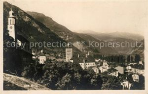 AK / Ansichtskarte Brig VS Panorama Alpen
