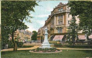 AK / Ansichtskarte Blois Loir et Cher Rue Porte Square Victor Hugo Monument Kat. Blois