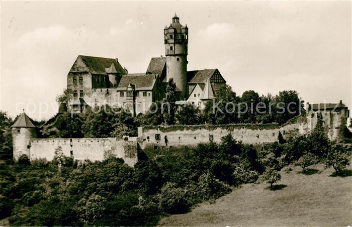 AK / Ansichtskarte Ronneburg Hessen Burg Ronneburg Kat. Ronneburg