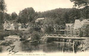AK / Ansichtskarte Montbazon Les Rives de l Indre Kat. Montbazon