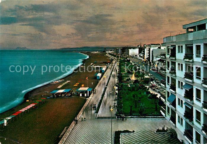 AK / Ansichtskarte Estepona Promenade Kat. Costa del Sol Malaga