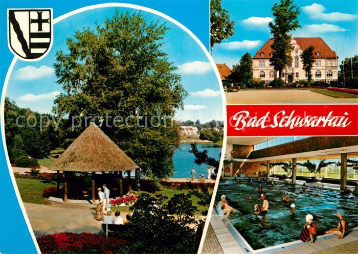 AK / Ansichtskarte Bad Schwartau Hallenbad Kat. Bad Schwartau