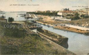 AK / Ansichtskarte Port de Bouc Vue d ensemble Kat. Port de Bouc