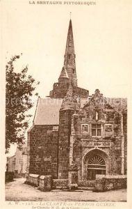 AK / Ansichtskarte Perros Guirec Chapelle Notre Dame de la Clarte Kat. Perros Guirec