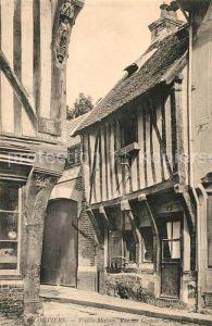 AK / Ansichtskarte Louviers Eure Vieille Maison Rue des Grands Carreaux Kat. Louviers