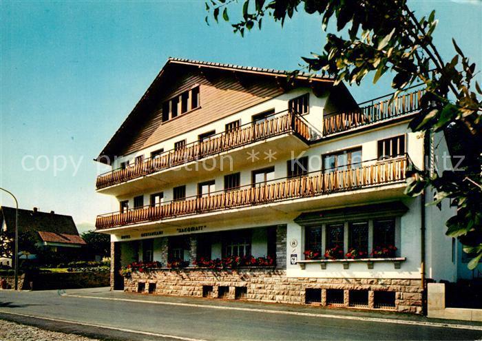 AK / Ansichtskarte Ampfersbach Haut Rhin Hotel Restaurant Saegmatt Kat. Stosswihr