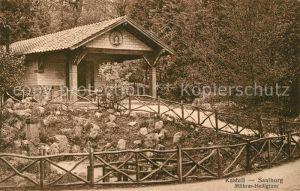 AK / Ansichtskarte Saalburg Saale Kastell Saalburg Mithras Heiligtum Kat. Saalburg Ebersdorf