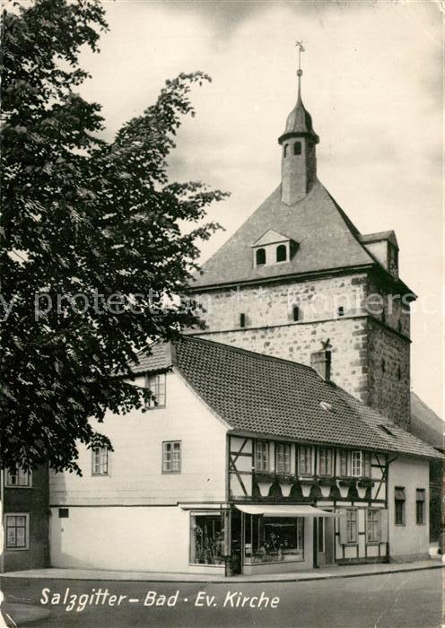 AK / Ansichtskarte Salzgitter Kirche Kat. Salzgitter