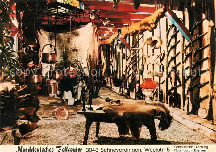 AK / Ansichtskarte Schneverdingen Norddeutsches Fellcenter Kat. Schneverdingen