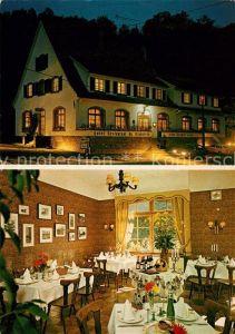 Jaegerthal Hotel Restaurant Bes Paul Fischer Strassenkarte Kat