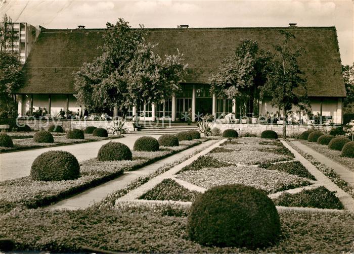 Berlin Englischer Garten Teehaus Kat Berlin Nr Sa61619 Oldthing