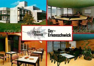 AK / Ansichtskarte Oer Erkenschwick Heimvolkshochschule  Kat. Oer Erkenschwick