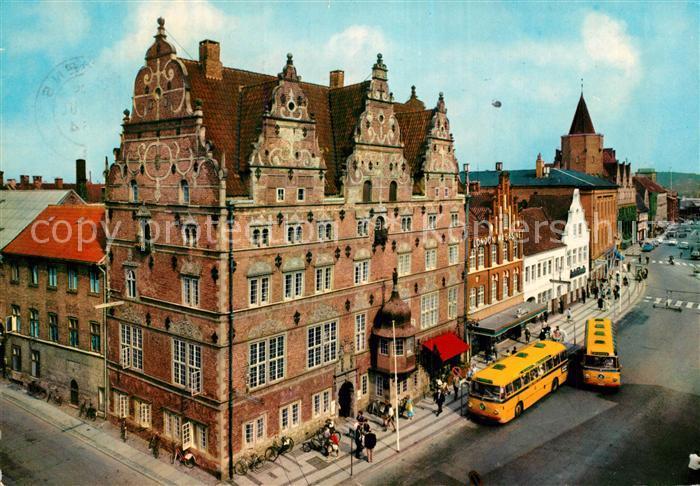 AK / Ansichtskarte Aalborg Stenhus Kat. Aalborg