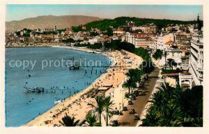 Cannes Alpes Maritimes La Promenade de la Croisette Cote d Azur Kat. Cannes