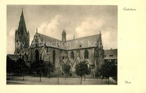 Paderborn Dom Kat. Paderborn