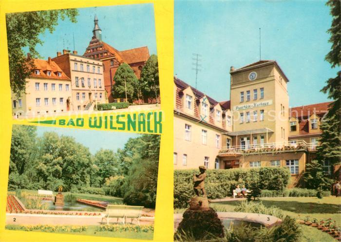 AK / Ansichtskarte Bad Wilsnack  Kat. Bad Wilsnack