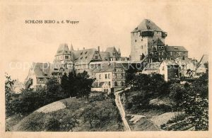 AK / Ansichtskarte Burg Wupper Schloss Burg Kat. Solingen