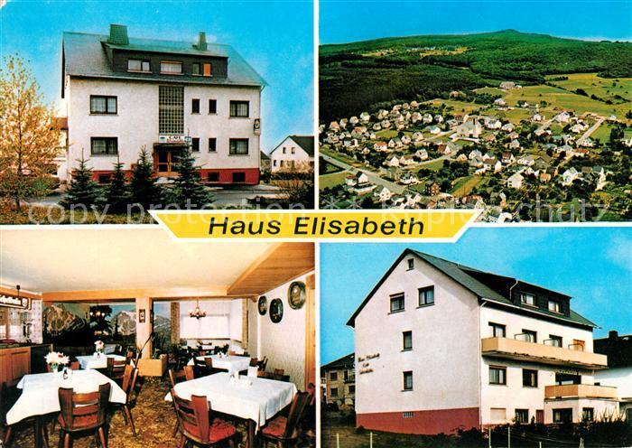 AK / Ansichtskarte Oberzeuzheim Haus Elisabeth Kat. Hadamar