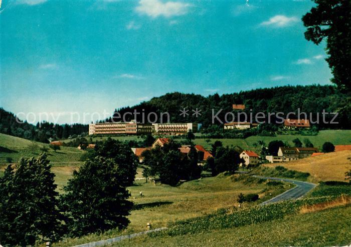 AK / Ansichtskarte Gras Ellenbach Heinrich Gluecklich Haus Kat. Grasellenbach