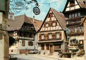 AK / Ansichtskarte Dambach la Ville Place du Marche Kat. Dambach la Ville