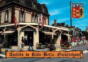 AK / Ansichtskarte Riva Bella Bar le Havane Kat. Ouistreham