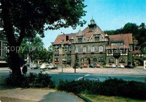 AK / Ansichtskarte Bergisch Gladbach Rathaus Konrad Adenauer Platz Kat. Bergisch Gladbach