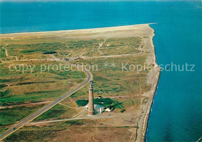 AK / Ansichtskarte Skagen Fliegeraufnahme Grenen Leuchtturm Kat. Daenemark