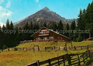 AK / Ansichtskarte Raitis Innsbruck Alpengasthof Raitiseralm