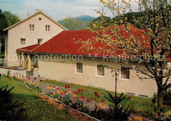 AK / Ansichtskarte Bad Faulenbach Kneippkurheim Sankt Ulrich Kat. Fuessen
