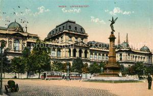 AK / Ansichtskarte Wien Universitaet Kat. Wien