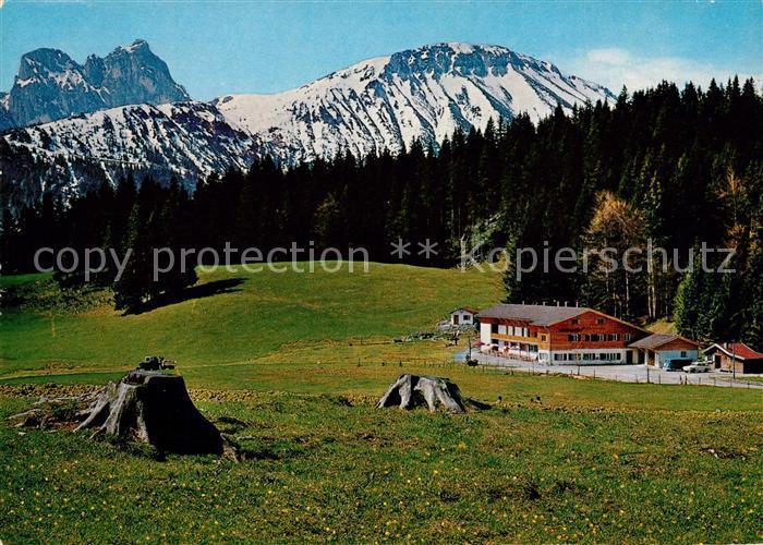 AK / Ansichtskarte Meilingen Berggaststaette Schlossanger Kat. Pfronten