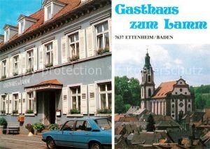 AK / Ansichtskarte Ettenheim Gasthaus zum Lamm Kat. Ettenheim