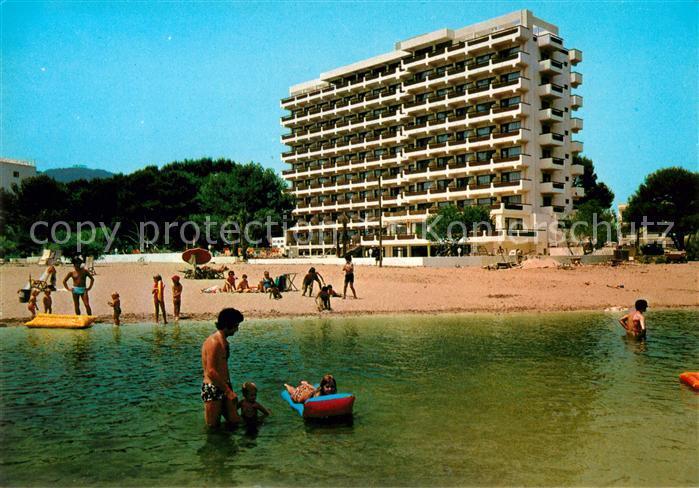 AK / Ansichtskarte Capdepera Hotel Playa Canyamel Kat. Spanien