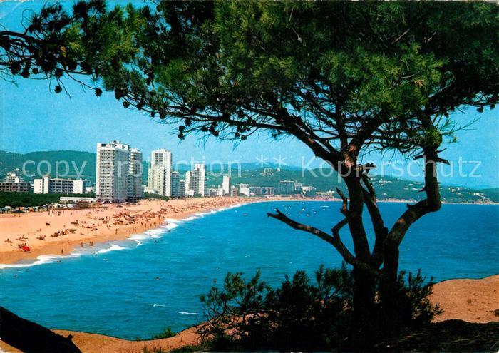 AK / Ansichtskarte Playa de Aro Cataluna Strand  Kat. Baix Emporda
