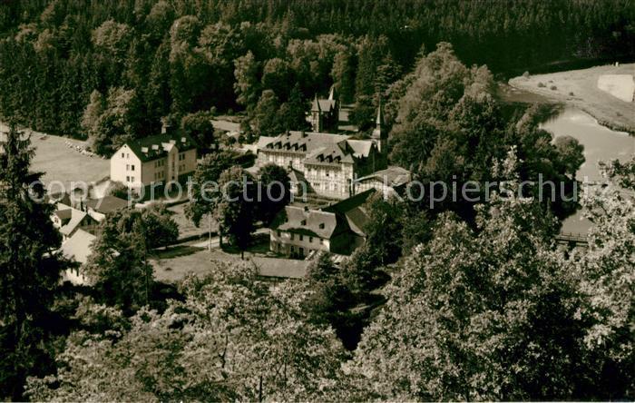 AK / Ansichtskarte Walsburg FDGB Erholungsheim Marx Engels Kat. Ziegenrueck Thueringen