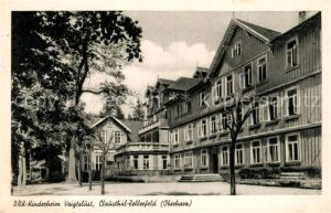 AK / Ansichtskarte Clausthal Zellerfeld DRK Kinderheim Voigtslust Kat. Clausthal Zellerfeld