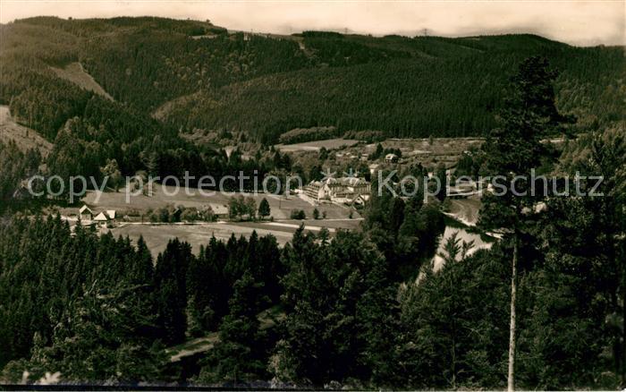 AK / Ansichtskarte Walsburg Landschaftspanorama mit FDGB Heim Marx Engels Kat. Ziegenrueck Thueringen