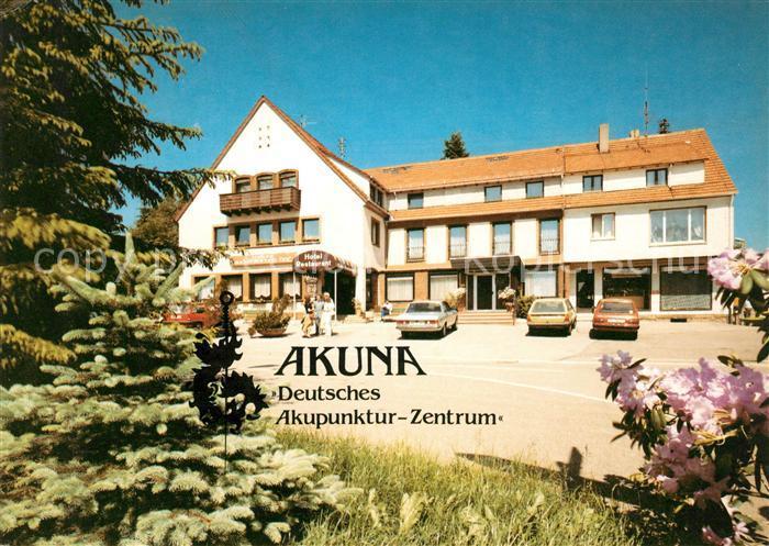 AK / Ansichtskarte Struempfelbrunn Hotel Sockenbacher Hof AKUNA Kat. Waldbrunn