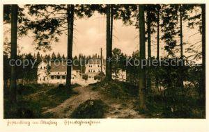 AK / Ansichtskarte Clausthal Zellerfeld Festenburg im Oberharz Eisenbahnerheim Kat. Clausthal Zellerfeld